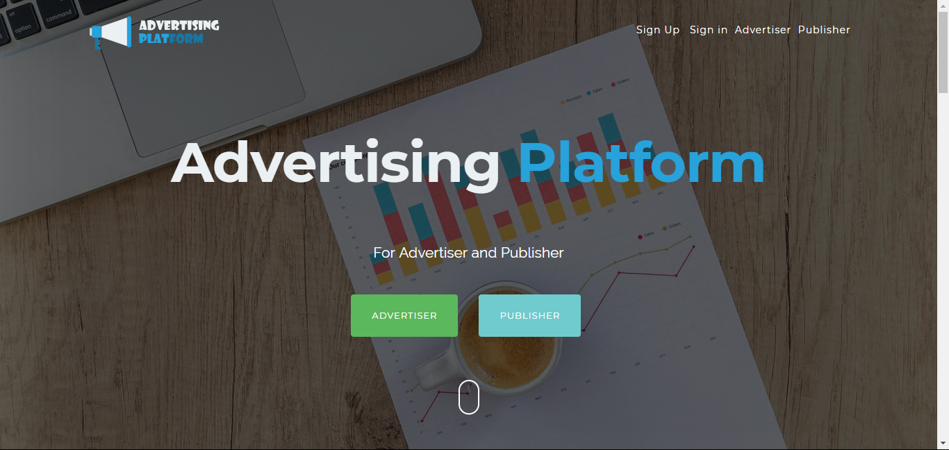 Advertising Platform - Theme